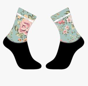 Aero Socks Mint Green
