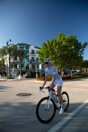 lanafox 230 scaled 300x450 - Short Sleeve Cycling Jersey Blue Paradise