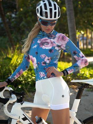 Cycling Jersey Flowerland
