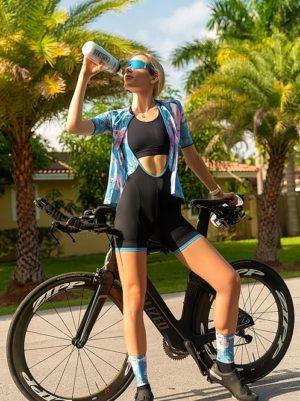 product52 1 300x401 - Cycling Bib Shorts Flowerland