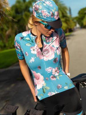 product54 1 300x401 - Cycling Bib Shorts Flowerland