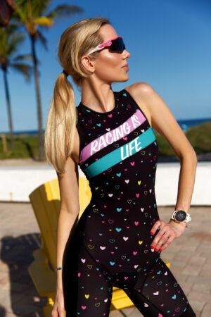 lanafox 9 4 scaled 300x450 - Sleeveless Triathlon Suit Racing is life