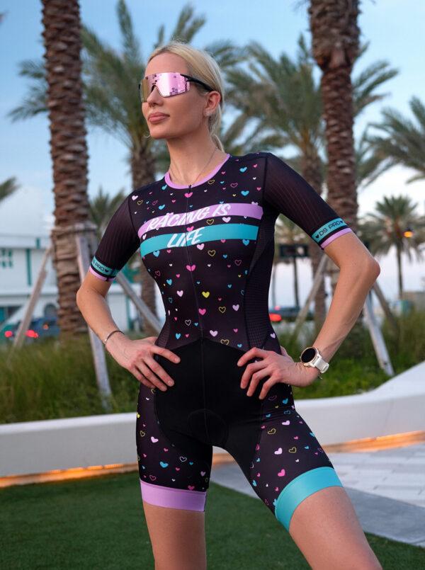 Triathlon Suit RAcing is Life