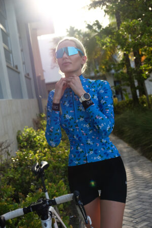 lanafox 9 2 1 scaled 300x450 - Long Sleeve Striking Blue Floral Jersey