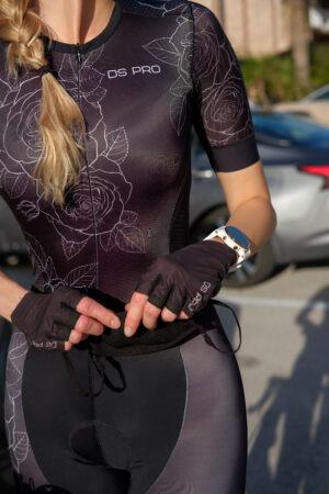 DSCF7423 Edit 300x450 - Cycling Skinsuit Flower Outlines