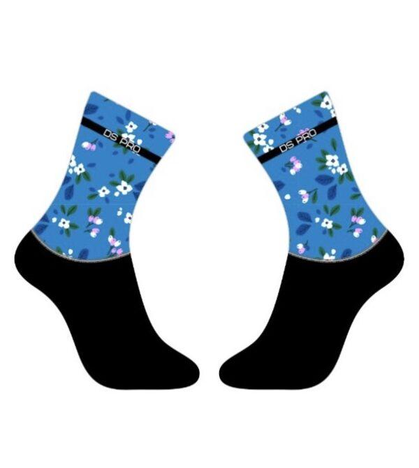 IMG 3518 600x669 - Aero Socks Striking Blue